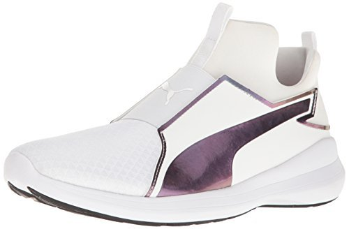 PUMA-Womens-Rebel-Mid-Wns-Swan-Cross-Trainer-Shoe