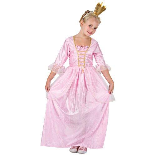 Schöne Märchen Prinzessin Verkleidung für Mädchen Fasching Halloween Kostüm M