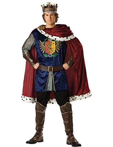 Elite Noble König-Kostüm - M (Elf König Kostüm)