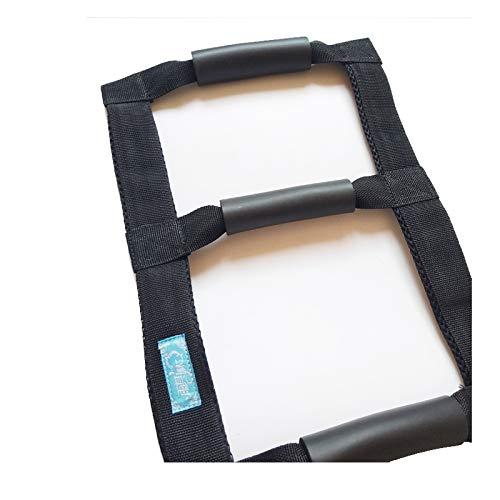 41OiFNNrVgL - Asistente de escalera de cama: dispositivo de ayuda de extracción con correa de la manija, seguridad del suministro médico Seguro de elevación de la cama, asistencia de escalera de cuerda Anciano