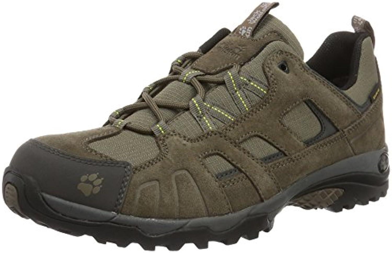 Jack Wolfskin Vojo Hike Texapore Men Wasserdicht, Zapatos de Low Rise Senderismo para Hombre
