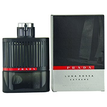 PRADA LUNA ROSSA EXTREME by Prada EAU DE PARFUM SPRAY 3.4 OZ for MEN...