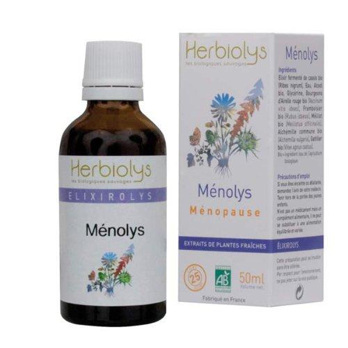 Elixir Ménolys bio - 50 ml