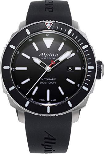 Alpina Geneve SEASTRONG DIVER 300 AL-525LBG4V6 Reloj Cassa solida