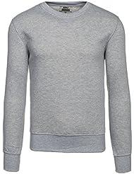 BOLF Herren Pullover Sweatshirts Herren Strick BO-01