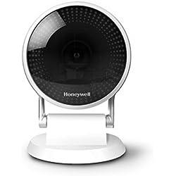 1 de Cámara Seguridad Honeywell Wi-Fi C2, angular 145° en 1080p HD y visión nocturna