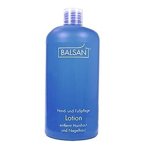 Balsan Hornhautentferner Lotion 500ml, Neue Produktserie