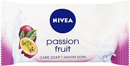 Nivea Care bar Soap, 90g, frutto della passione,...