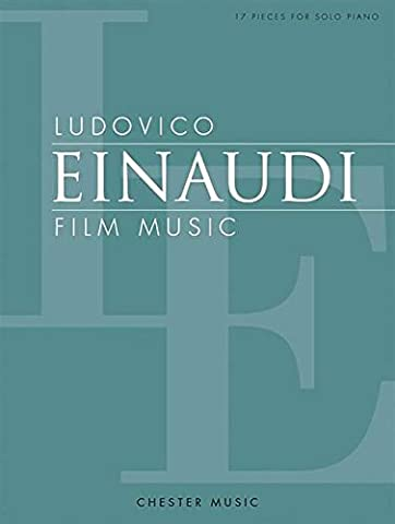 Einaudi Film Music Piano Solo Book-