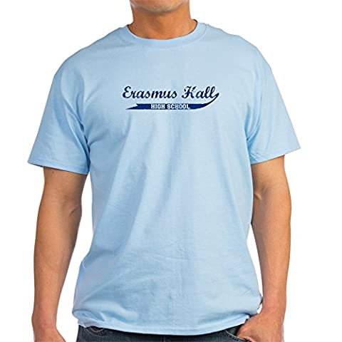 CafePress - ERASMUS HALL - 100% Cotton T-Shirt