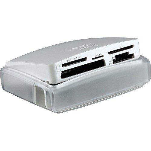 Lexar LRW025URBEU Multikarten 25-in-1 USB 3.0 Speicherkartenleser (Externer Usb Multi Card Reader)