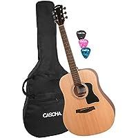 Randon Guitars RGI-10VT-CE Westerngitarre mit Tonabnehmer