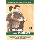 Laurel & Hardy Vol 3 3-DVD Set ( Along Came Auntie / Short Kilts / Smithy / The Soilers / White Wings / Bromo and Juliet / Crazy Like a Fox / Thundering Fleas ) ( The Home Wrecker ) by Glenn Tryon