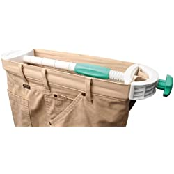 Wenko 4974010500 - Alargador de tejidos, expande las prendas hasta 8 cm (31-67 x 3,5 x 12 cm)