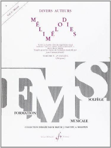 Melimelodies Volume 5