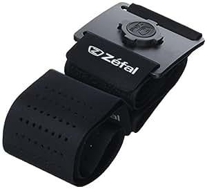 ZEFAL Z Arm Band - Support de portable pour course à pieds Noir