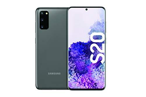Samsung Galaxy S20 5G Smartphone Android - Teléfono móvil Libre - Cosmic Gray [Versión española]