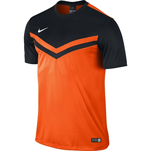 5fc3444c8159 Nike - Victory II Team - T-Shirt - Homme - Multicolore (Safety Orange
