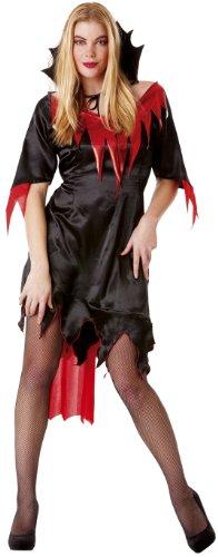 Cesar-E624-001-Kostüm-Vampir (Baroness Halloween Kostüme)