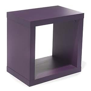 Kubico Cube prune Violet - Alinea 44.2x44.0x29.0.