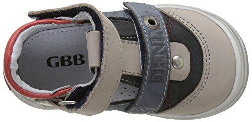 GBB Pepino, Bottes Bébé Garçon Bleu (Vte Gris-Jeans Dpf/Snow)