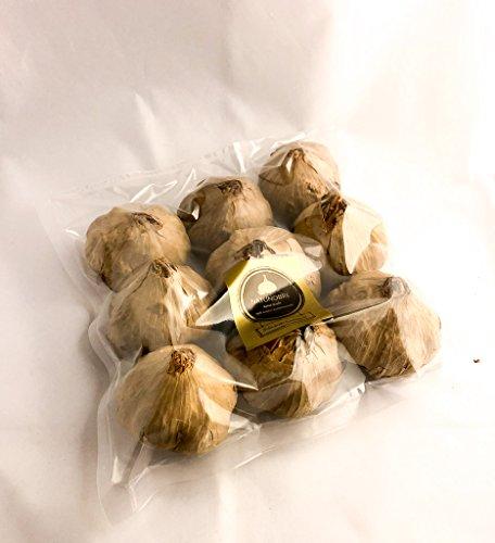 Schwarzer Knoblauch fermentiert, 500g, große Knollen,...