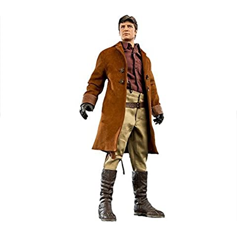 Quantum Mechanix Firefly: Malcolm Reynolds Action Figure (1:6 Scale) by Quantum Mechanix