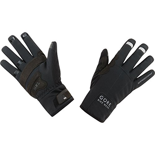 GORE BIKE WEAR Herren Universal Windstopper Thermo Handschuhe, Schwarz, 10