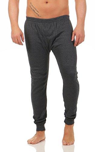 Herren Thermo Unterhose Sport Unterwäsche warme Pants BF 40 Dunkelgrau