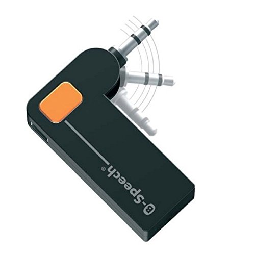 B-Speech TX2 Stereo Audio-Transmitter für v2.0 Bluetooth Geräte (Class II, 3,5mm Klinke) -