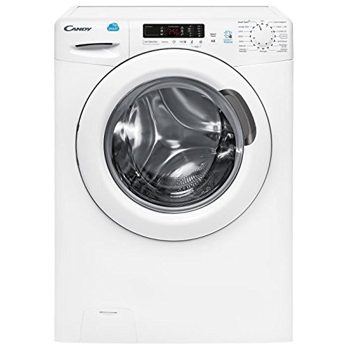 CANDY CS3 1162 D3-S - Lave-linge frontal - 6kg - 1100 tours - A+++ - Connecté - Blanc