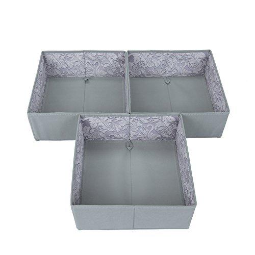 stoffschublade-organizer-spanisch-grau-mit-federblatt-innenraum-3er-pack-3-large