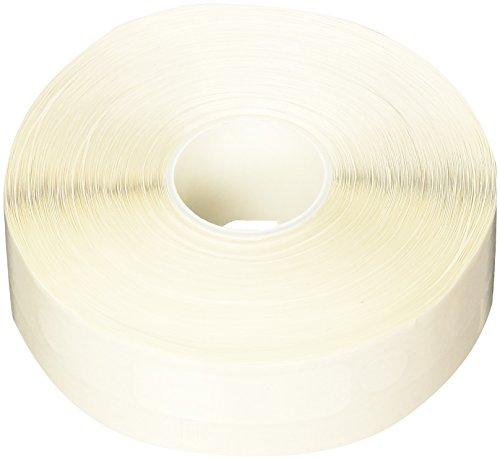Bunte Biotech grdt-6000Wet Grip Thermodirekt Label, Tag und Spot Combo, 3,8cm Länge x 1,3cm Breite und 1cm Durchmesser (1000Stück) (Industrie-thermodirekt)