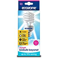 (12 PACK) - Ecozone Biobulb - 25W Daylight - Bayonet | inleSingle | 12 PACK -...