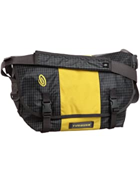 TIMBUK2 Classic Messenger Bag, indie plaid/indie plaid/reso yellow, 24 liters, 12242206