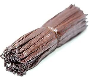 MADAGASKAR BOURBON VANILLESCHOTEN 15 cm x 200 grams