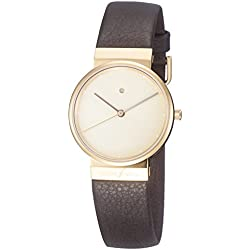 Jacob Jensen Ladies Brown Watch Jacob Jensen Stainless Steel 855