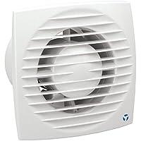 Airflow aura-eco 100T 100mm Abluftventilator Timer Fan