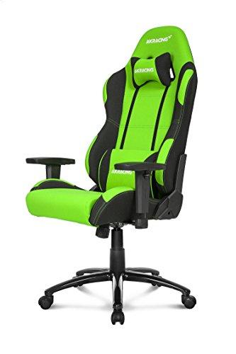 Akracing Gaming Stuhl PRIME grün/schwarz