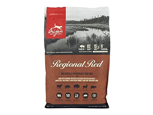 ORIJEN REGIONAL RED comida para perro 6 KG 1 Saco