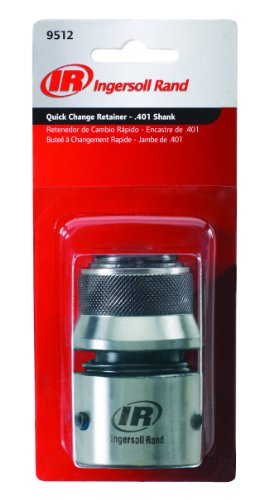 Ingersoll Rand Air Hammer Tool (Ingersoll Rand 9512 Air Hammer Quick Change Retainer, Silber)