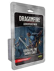 Catalyst Game Labs CAT16205 Dragonfire: Ravaging Sword Coast, Multicolor