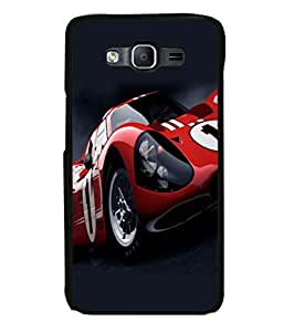 printtech Car Superfast Back Case Cover for Samsung Galaxy On5