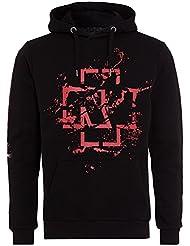 """Rammstein, Kapuzenpullover """"MHB - Spray Logo"""""""