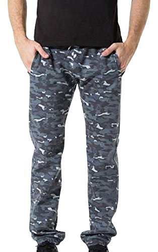 GSA Men's Camouflage Sweatpants