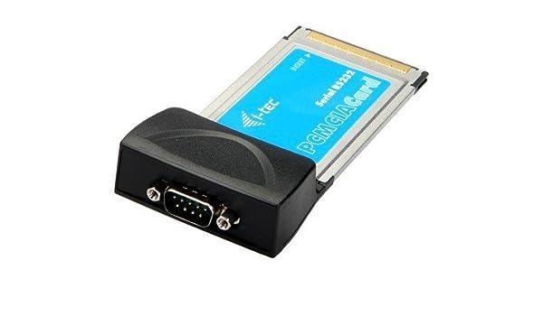 I-TEC PCMCIA RS-232 SERIAL CARDBUS DRIVERS DOWNLOAD (2019)