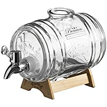 Kilner clip top Round Drinks dispenser _ p001