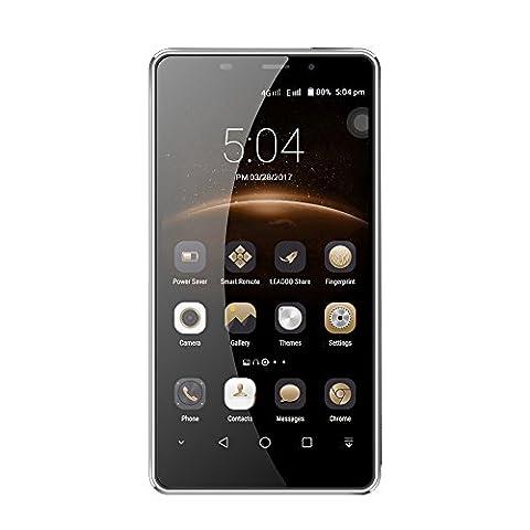 Leagoo M8 Pro 4G Smartphone, Débloqué 5,7