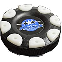 ProPuck Street Off de Ice Puck – Black/White