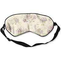 Sleep Eye Mask Floral Flowers Lightweight Soft Blindfold Adjustable Head Strap Eyeshade Travel Eyepatch E9 preisvergleich bei billige-tabletten.eu